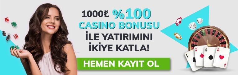 Bahigo Kayıt Olma Casino Bonusu