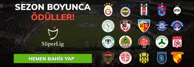 Bahigo Süper Lig Promosyonu.